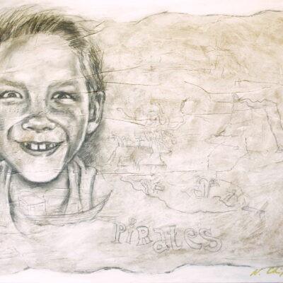 Portrait de N. Chipilova